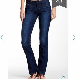 Joe's Jeans NWT Curvy Bootcut Alyona Size 25